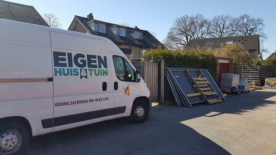 Tv programma eigen huis tuin doet schalkhaar aan for Huis programma tv