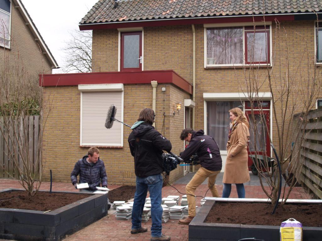 Rtl4 was voor opnames in schalkhaar for Rtl4 eigen huis en tuin gemist
